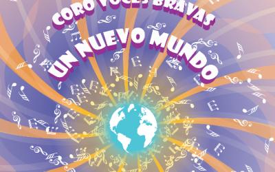 """CONCIERTO VOCES BRAVAS """"UN NUEVO MUNDO"""