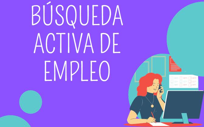 TALLER PERMANENTE DE BÚSQUEDA ACTIVA DE EMPLEO  (BAE)